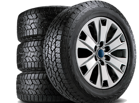 Memorial Day Tire Specials  Up to $160 mail-in rebates!*